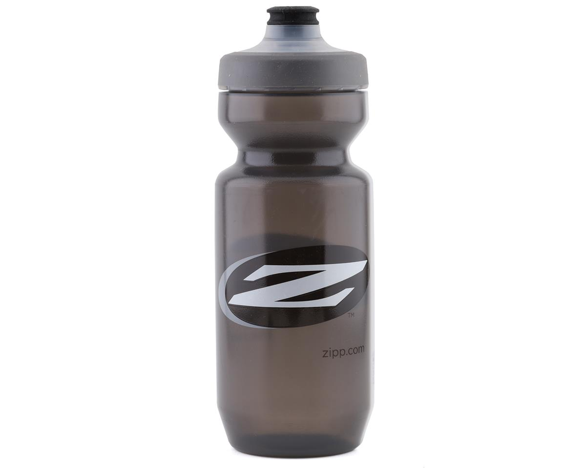 SRAM Water Bottle: Purist with Watergate by Specialized, Gray, 22oz