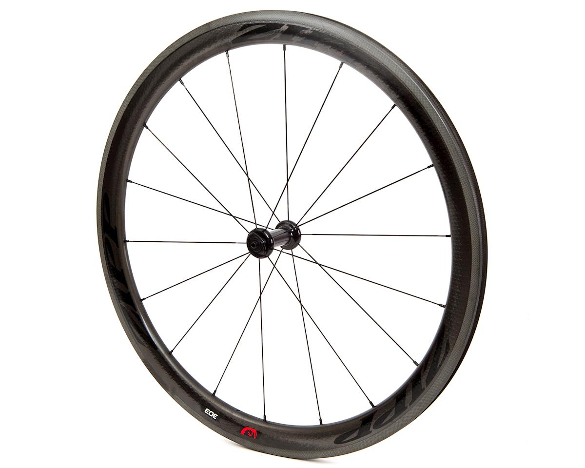 Zipp 303 Firecrest Carbon Clincher Front Wheel (18 Spokes) (Black Decal)