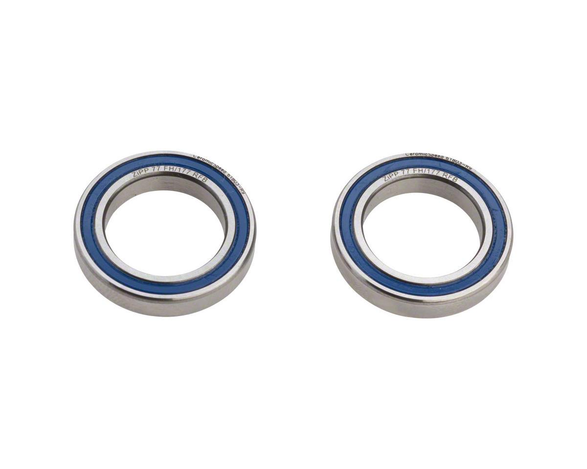 Zipp CeramicSpeed Cartridge Bearing Kit (2) (77 Front or 177 Rear Hubs)