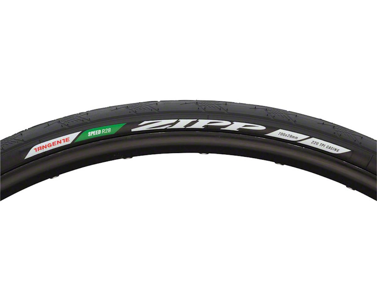 SRAM Tangente Speed Clincher Road Tire (Black) (700x28)