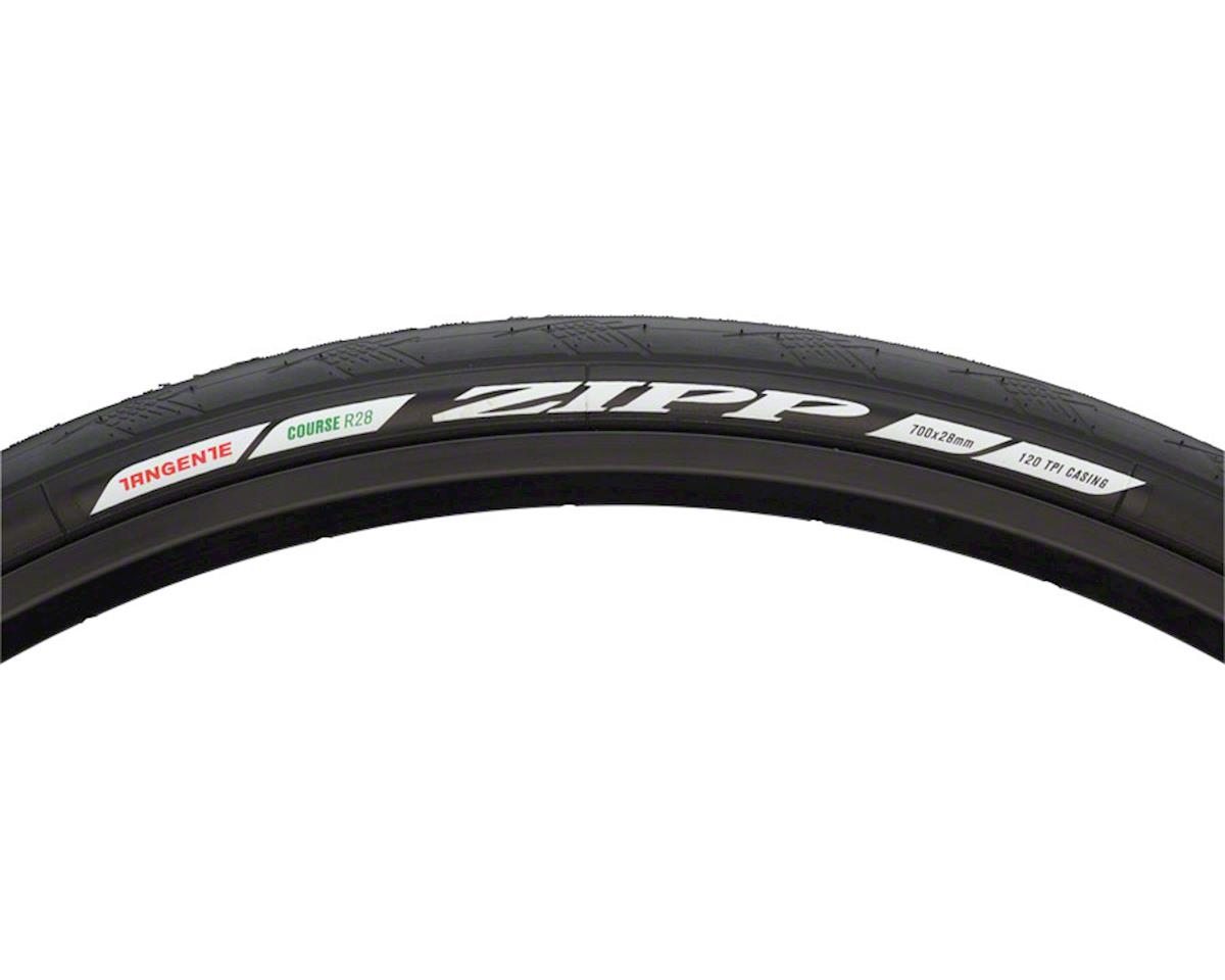 SRAM Tangente Course Puncture Resistant Clincher Road Tire (Black) (700x28)