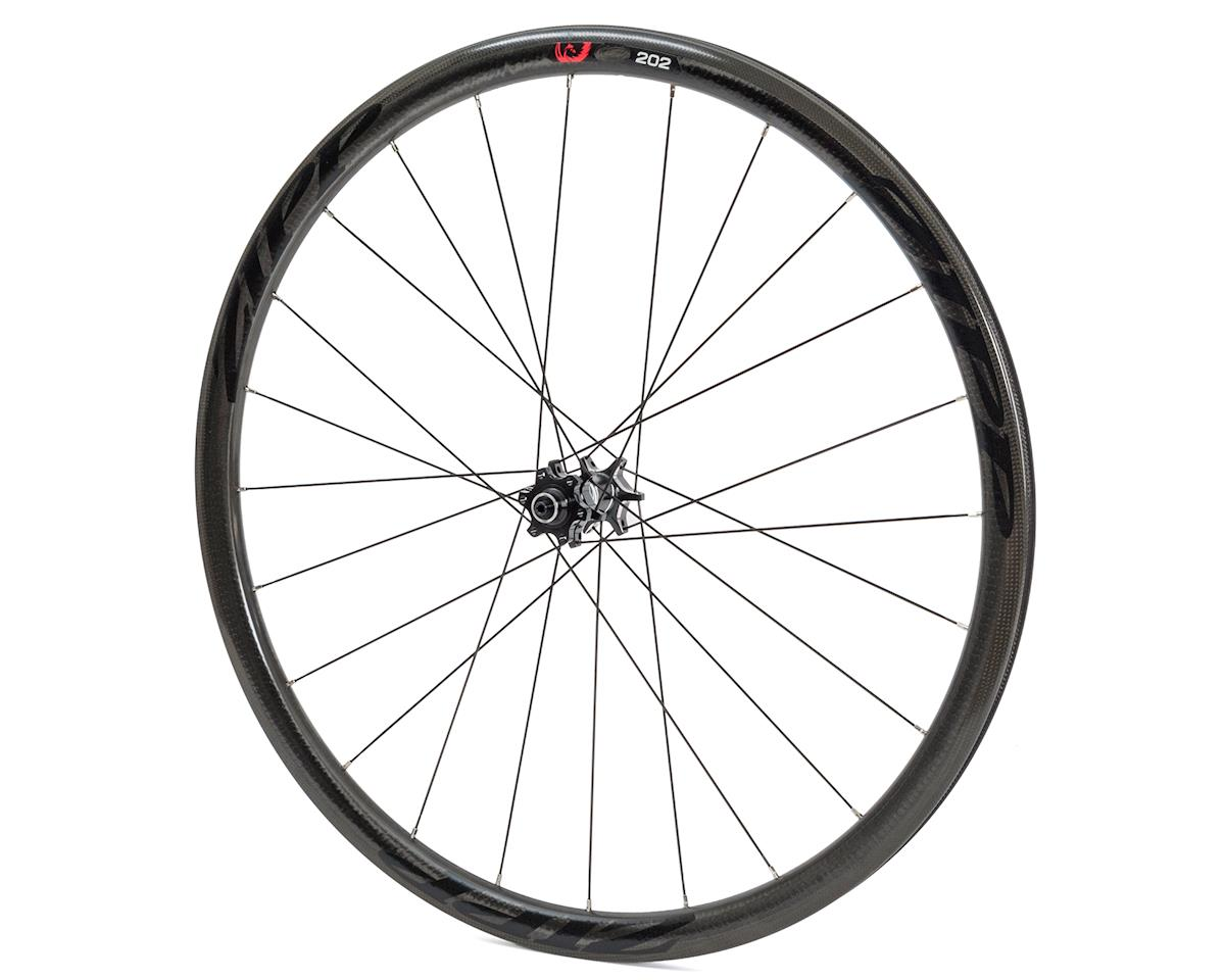 Zipp Speed Weaponry 202 Firecrest Disc Clincher Wheel (Front)