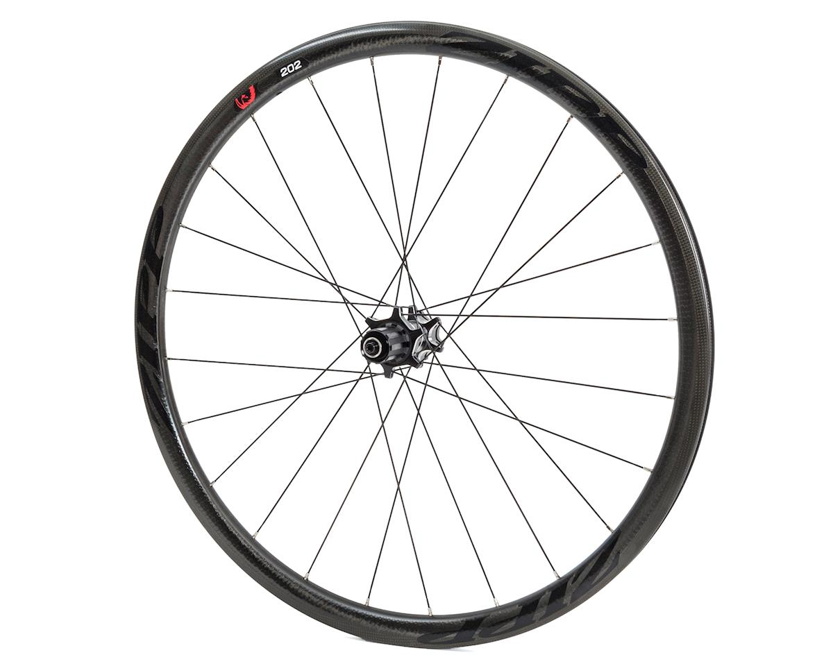 Zipp Speed Weaponry 202 Firecrest Disc Clincher Wheel (11 Speed) (Rear)