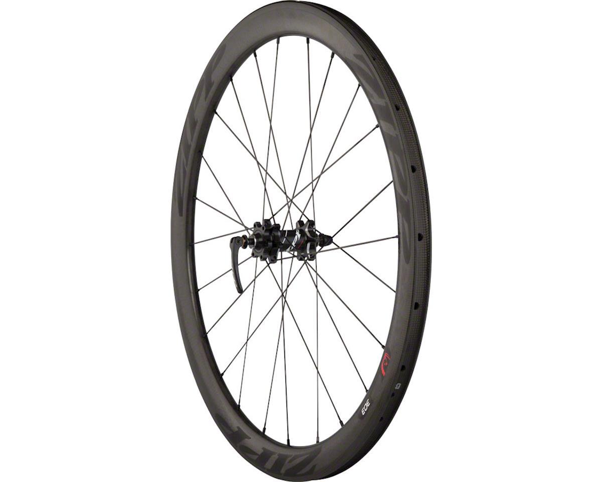 Zipp 203 Carbon Clincher 24 Spoke Rear Disc Brake Wheel (Black) (6-Bolt)