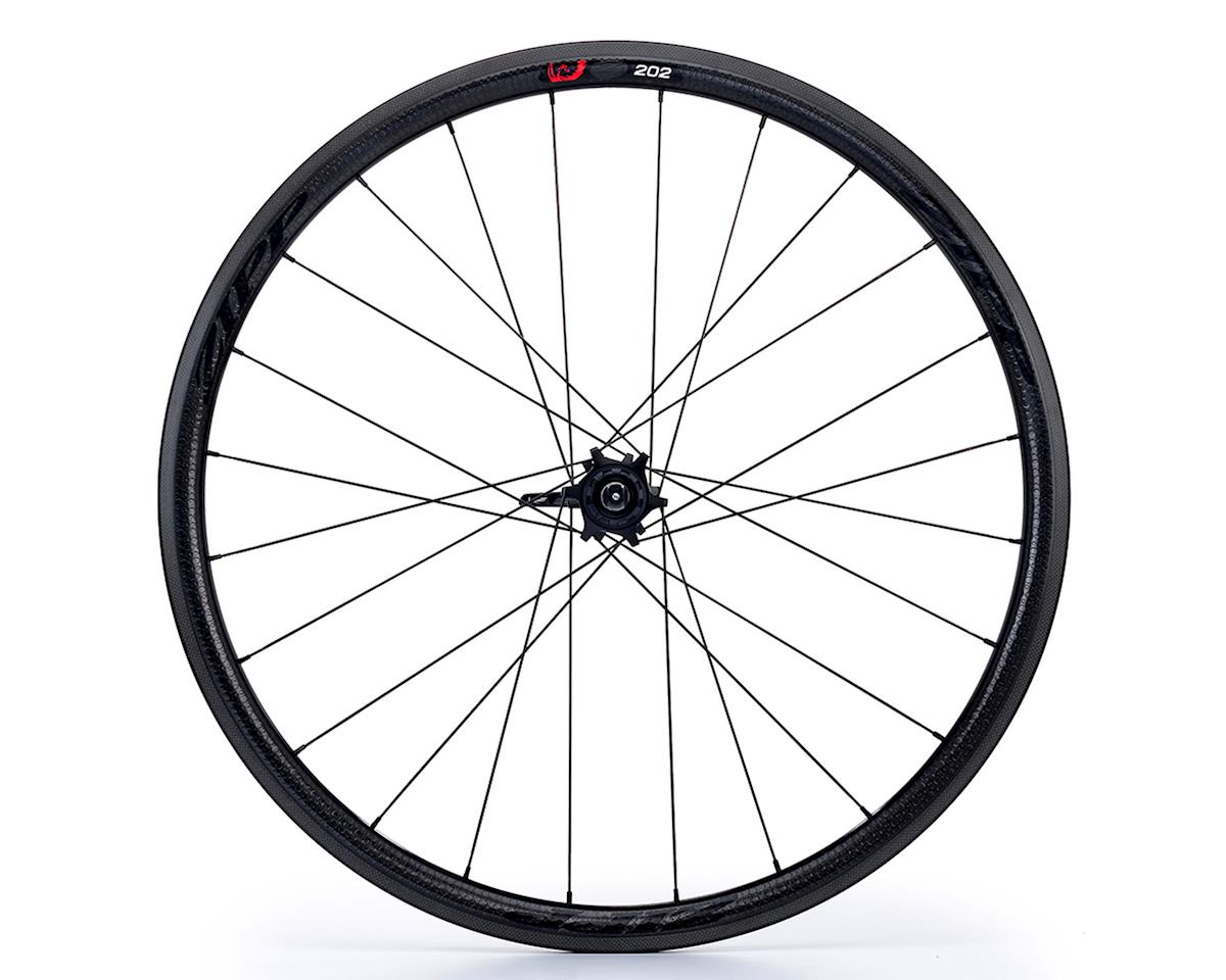 Zipp 202 Firecrest Carbon Clincher Rear Wheel (700c)