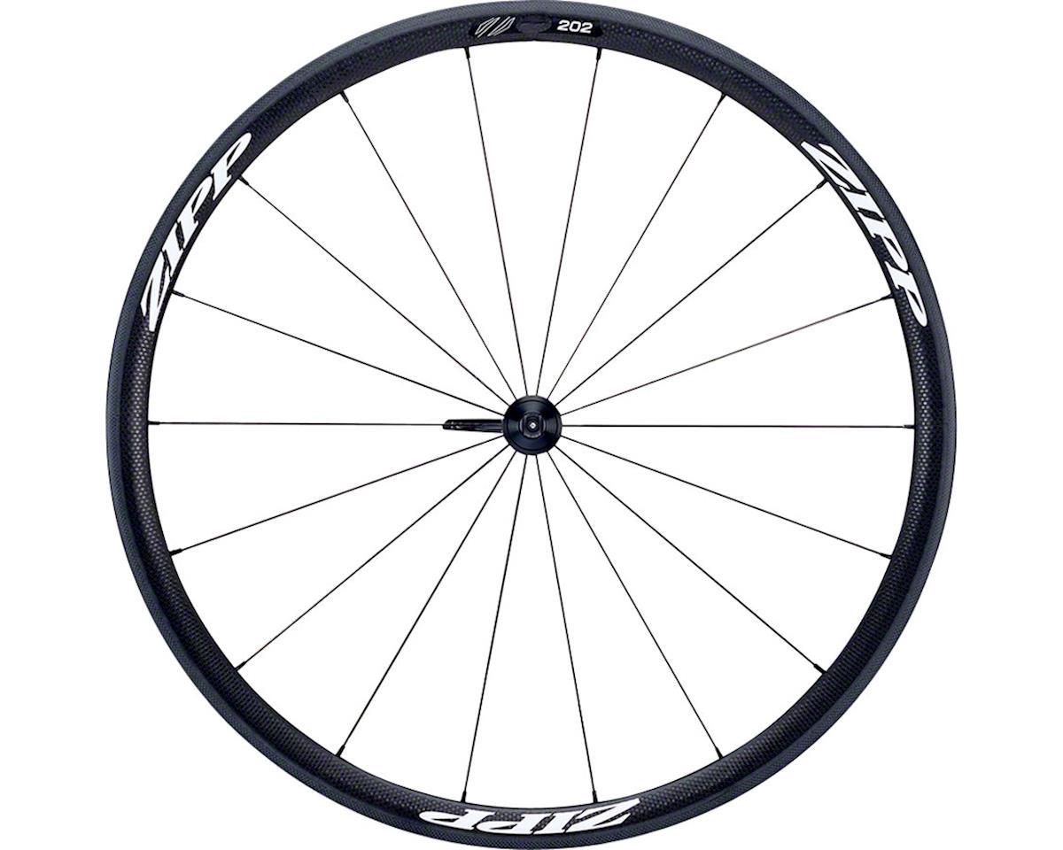 202 Tubular Front Wheel, 700c, 18 Spokes, 77, V3, White Decal