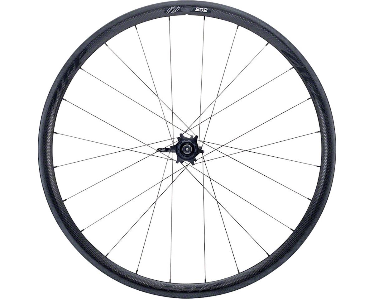 Zipp 202 Tubular Rear Wheel (Black Decal) (700c)