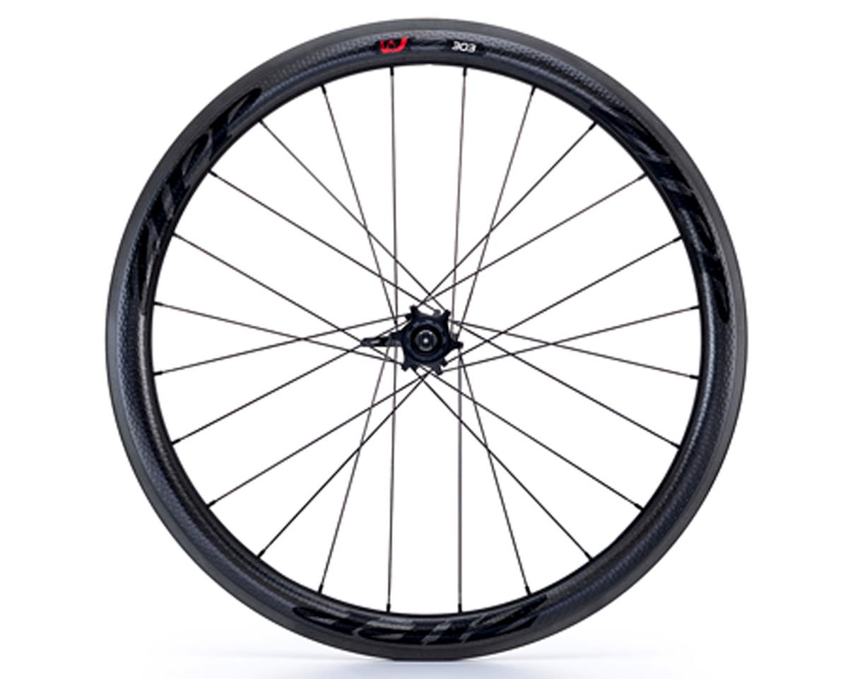 Zipp 303 Firecrest Carbon Clincher V3 Road Wheel - Rear