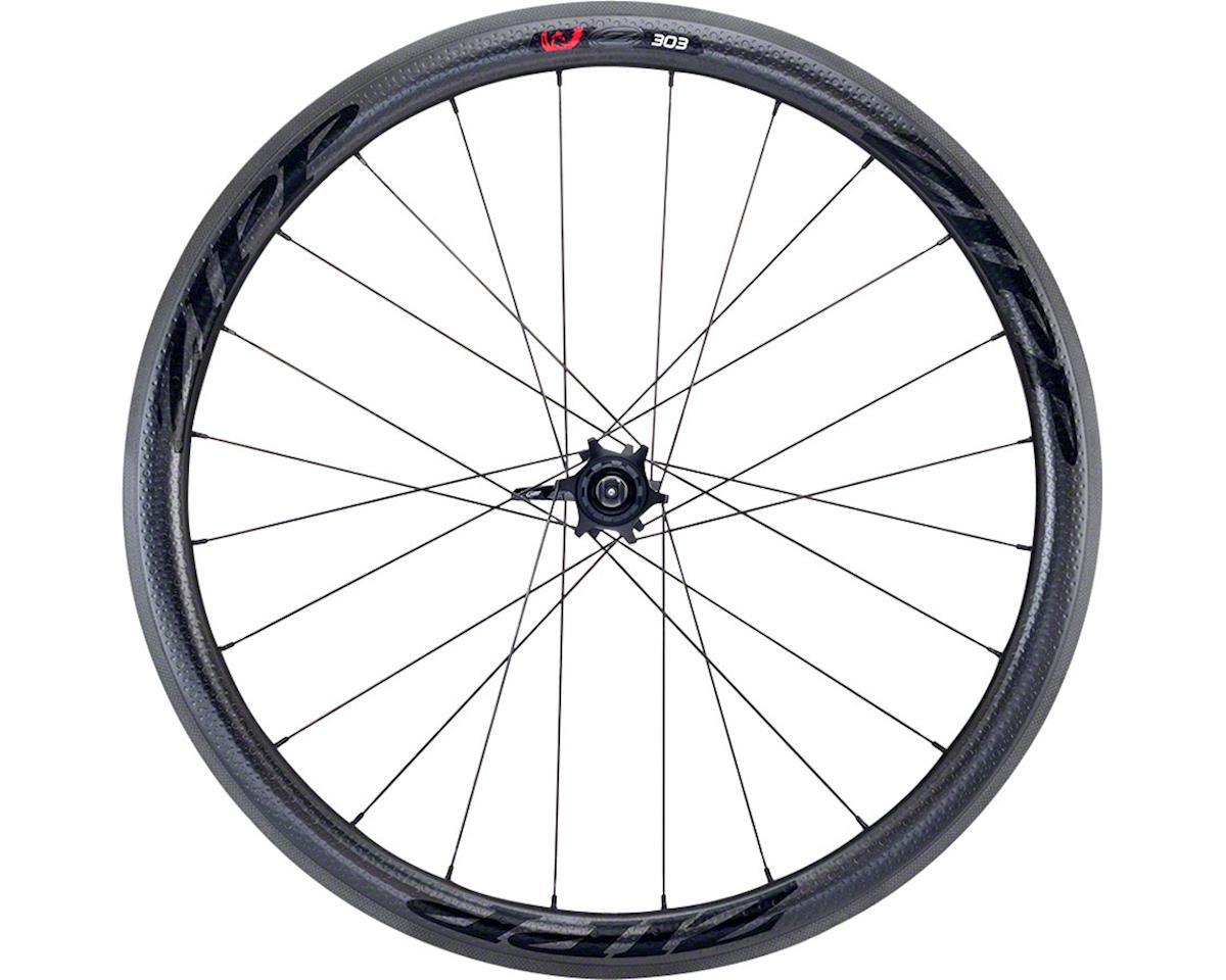 303 Firecrest Carbon Clincher Rear Wheel, 700c, 24 Spokes, 10/11/12 Speed C