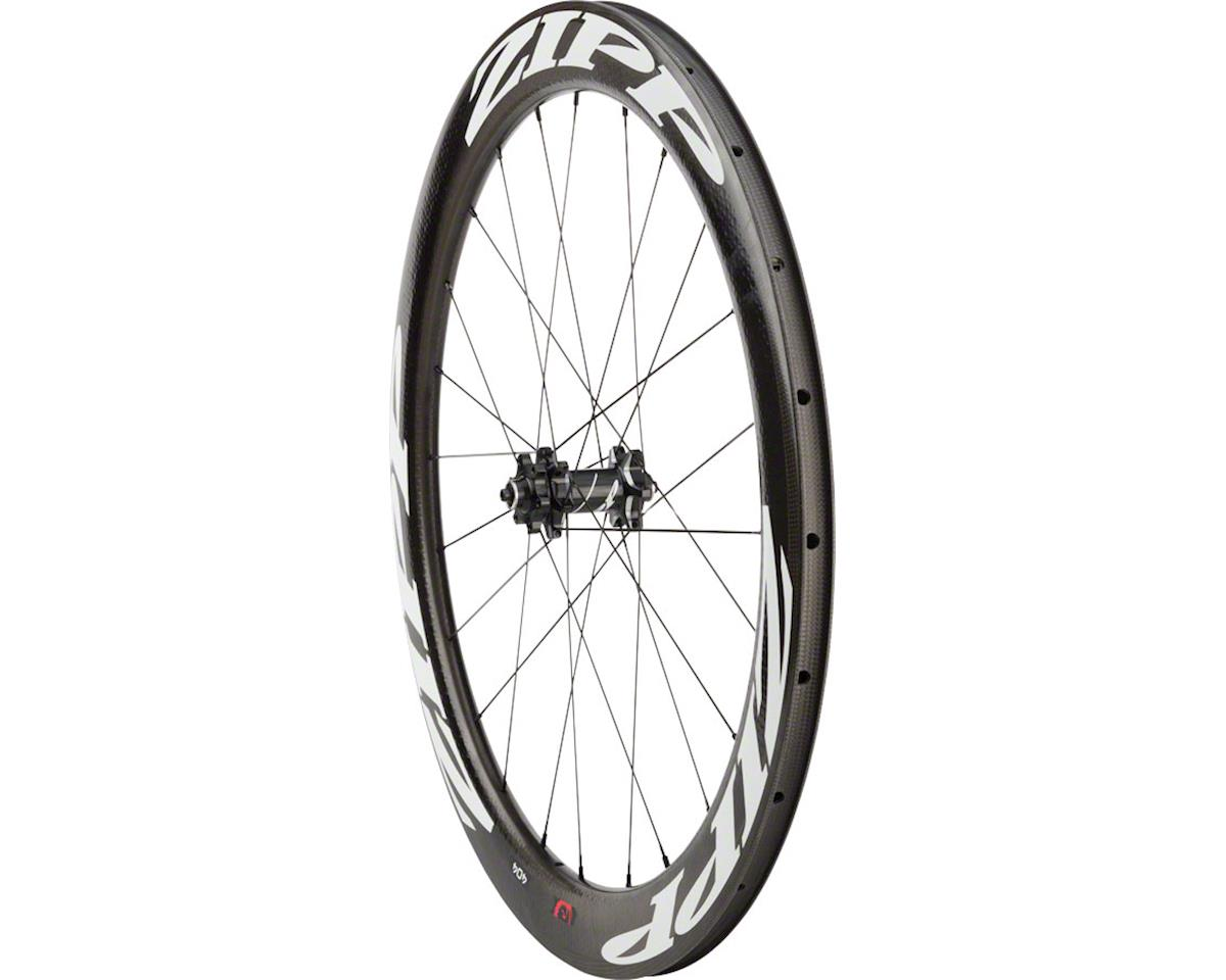Zipp 404 Firecrest Carbon Clincher (White Decal) (Front) (Disc)
