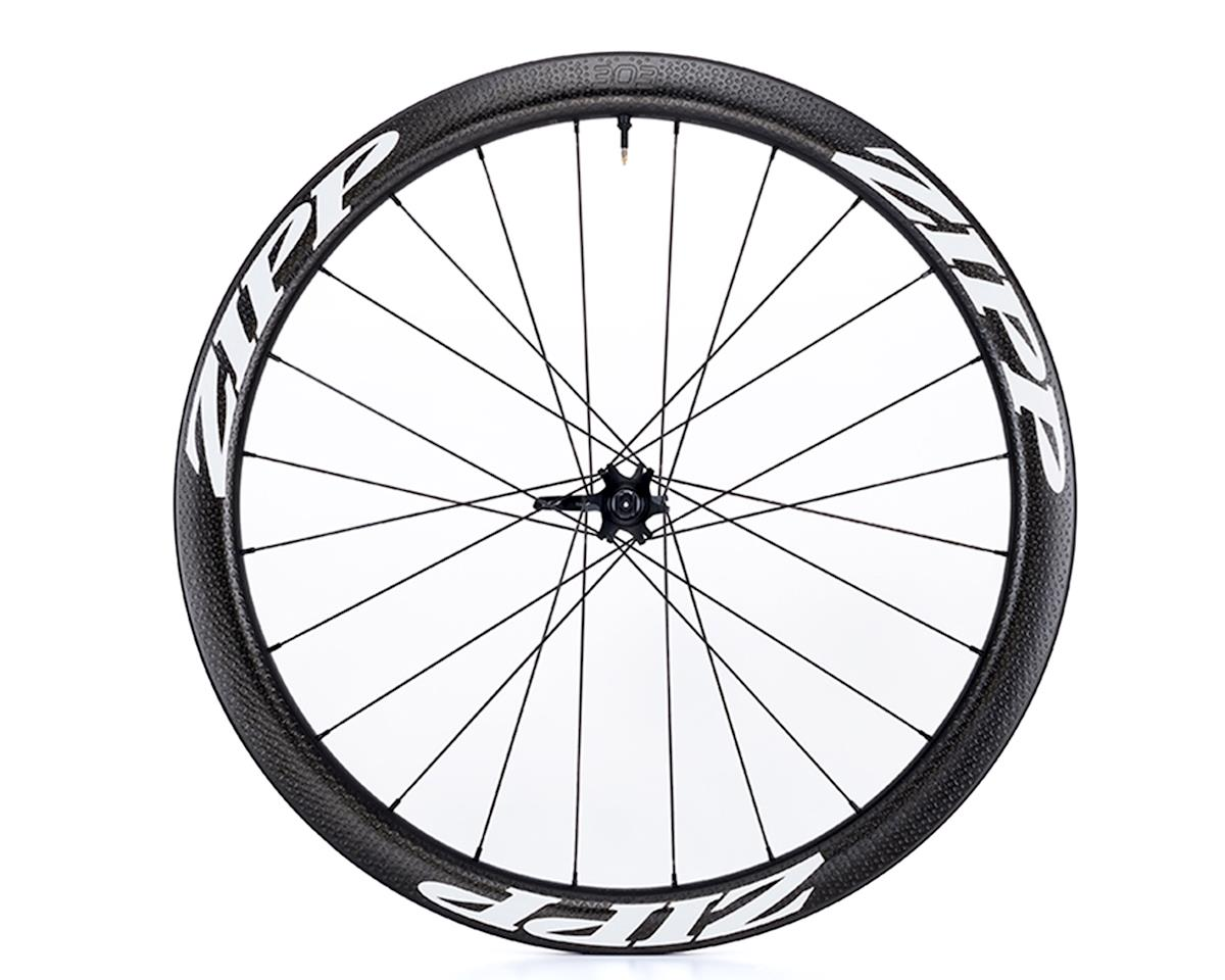 SRAM 303 Firecrest Carbon Clincher Tubeless Disc Brake Front Wheel