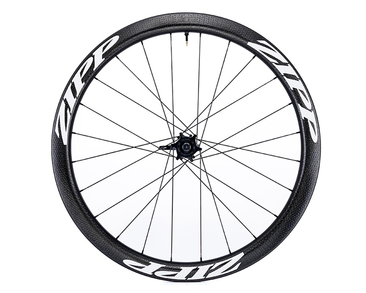 303 Firecrest Carbon Clincher Tubeless Disc Brake Rear Wheel