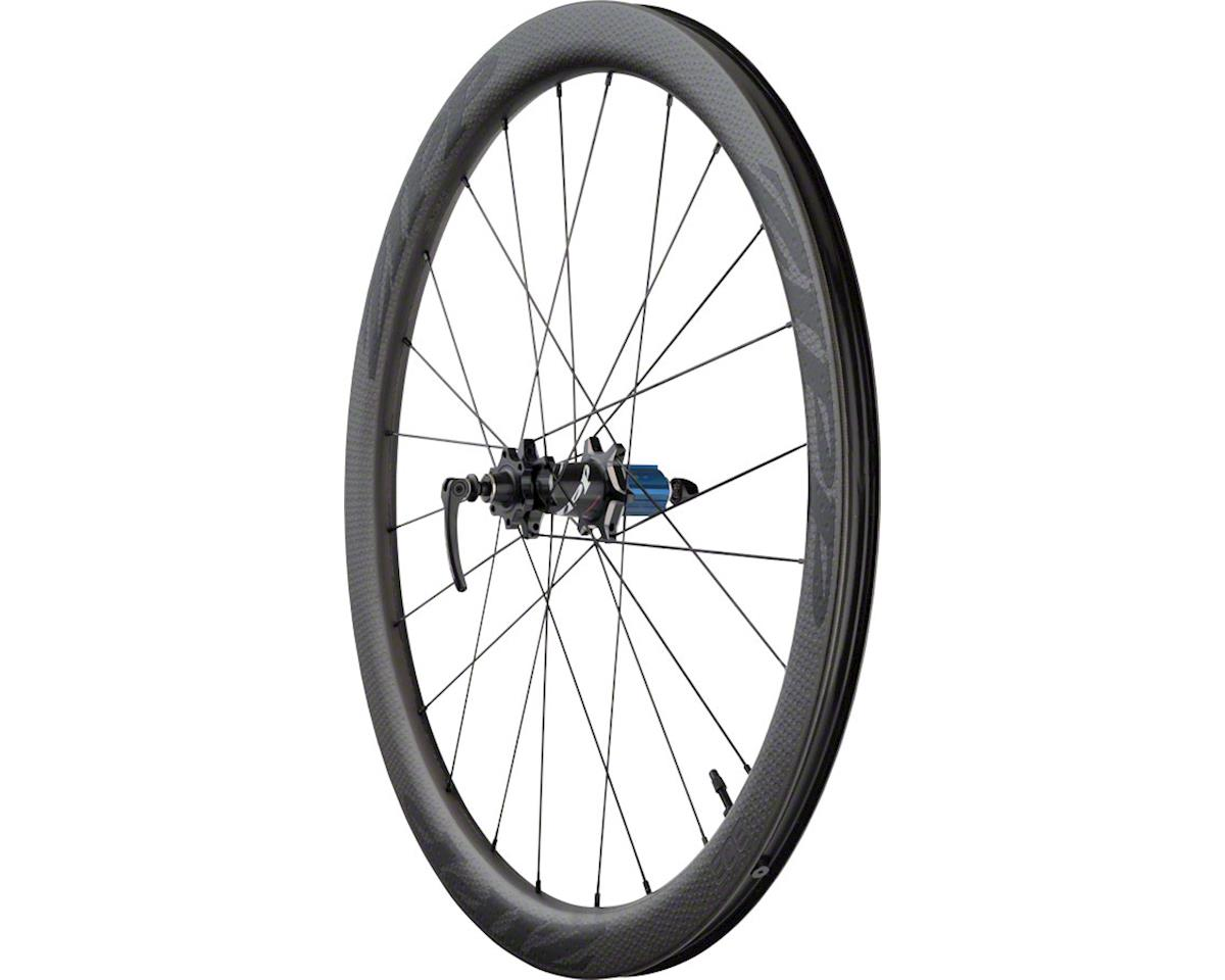 Zipp 303 Carbon Clincher Tubeless Rear Wheel (Black Decal) (700c) (6-Bolt Disc)