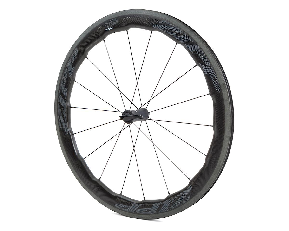 454 NSW Carbon Clincher Front Wheel