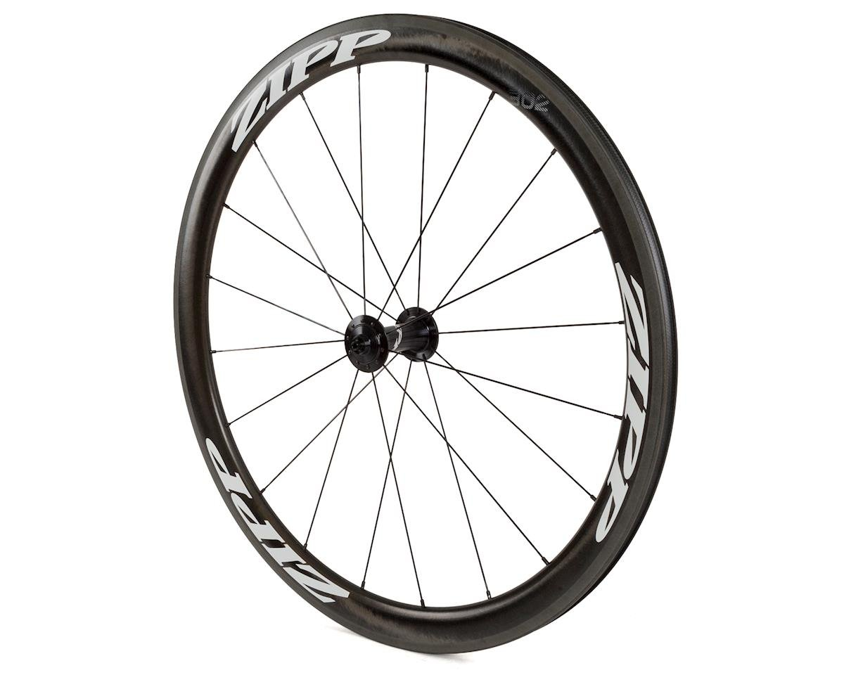 Zipp 302 Carbon Clincher Front Wheel (White Decals)