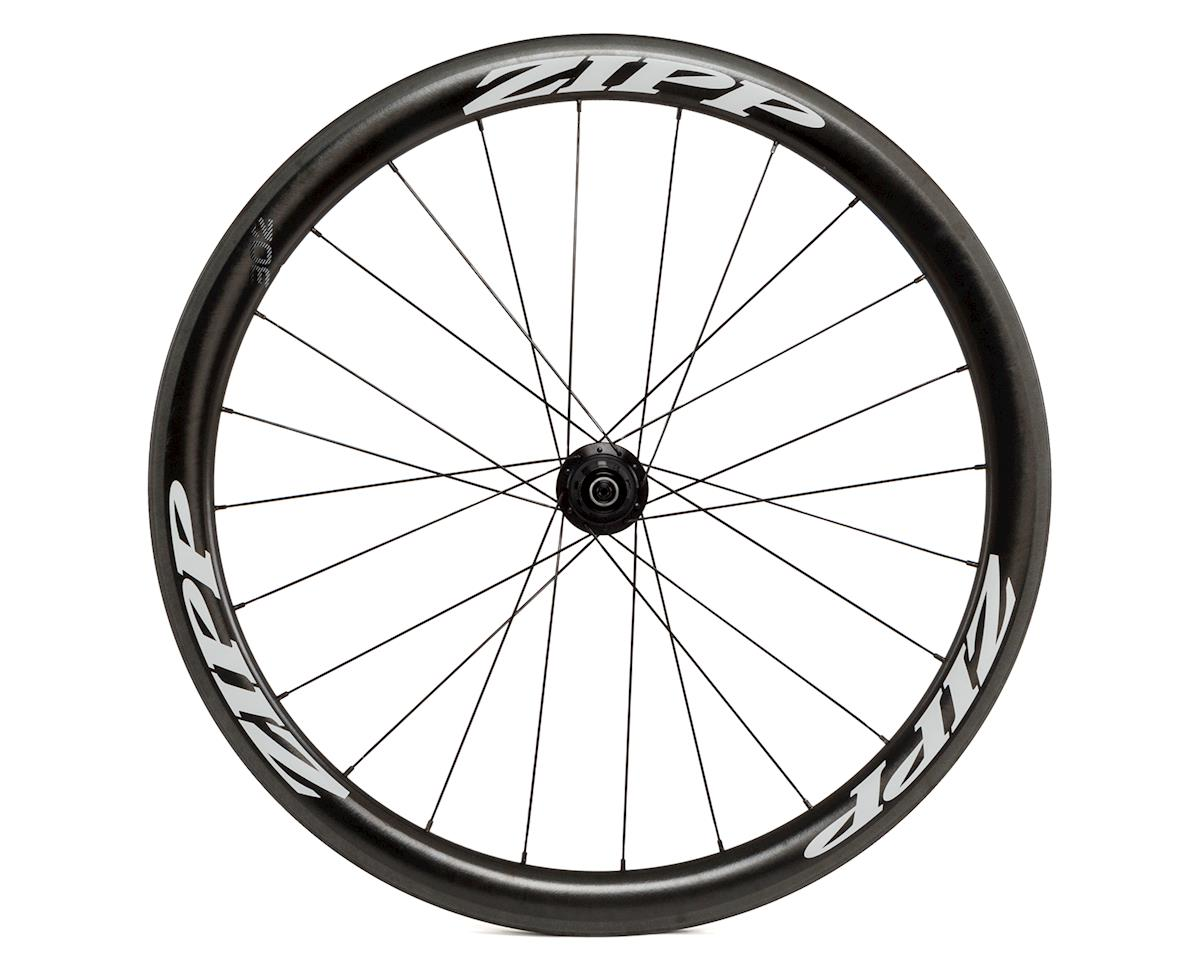 SRAM 302 Carbon Clincher Rear Wheel (White Decals) (10/11 Speed Shimano/SRAM)