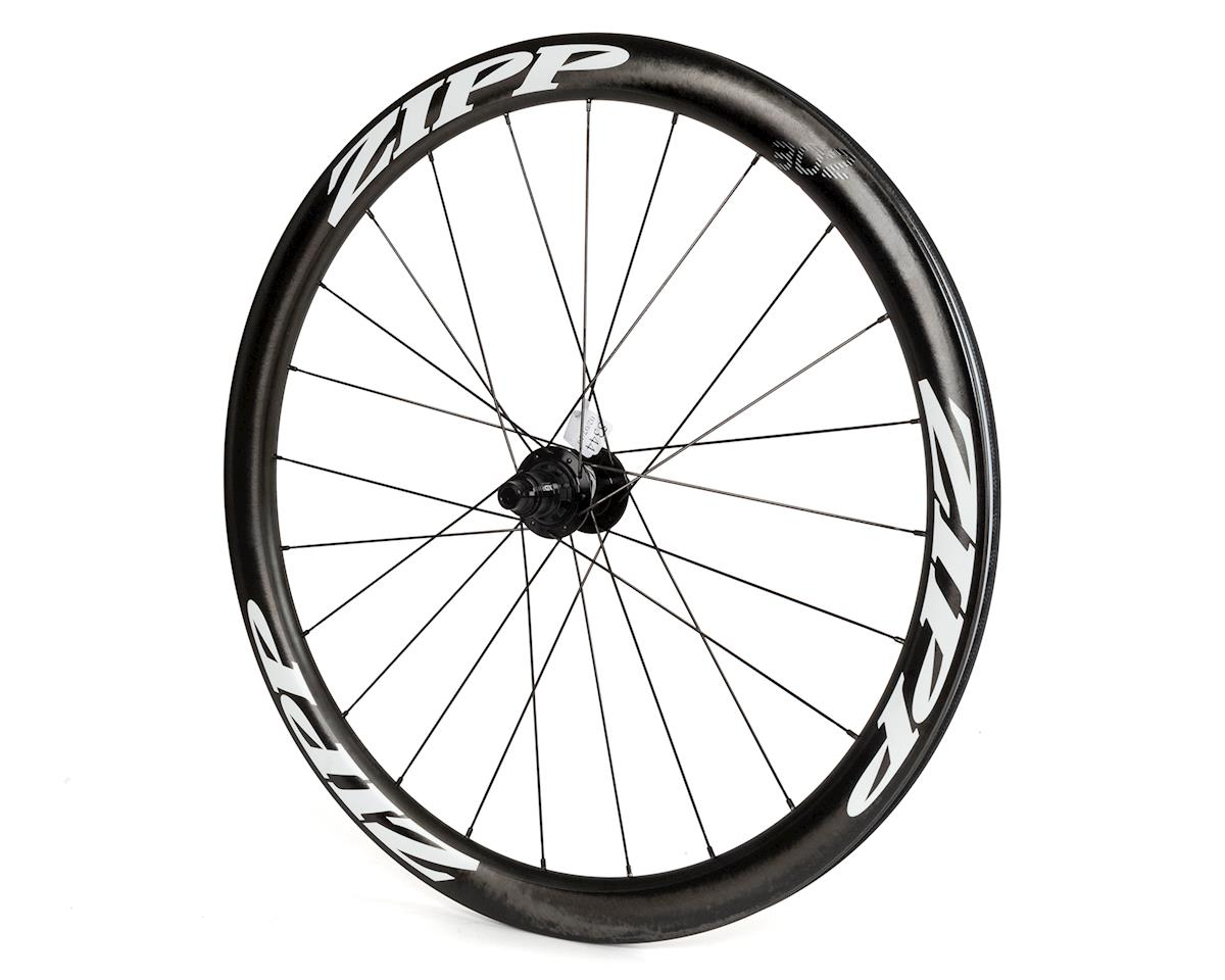 Zipp 302 Carbon Clincher Rear Wheel (White Decal) (700C) (Centerlock Disc)