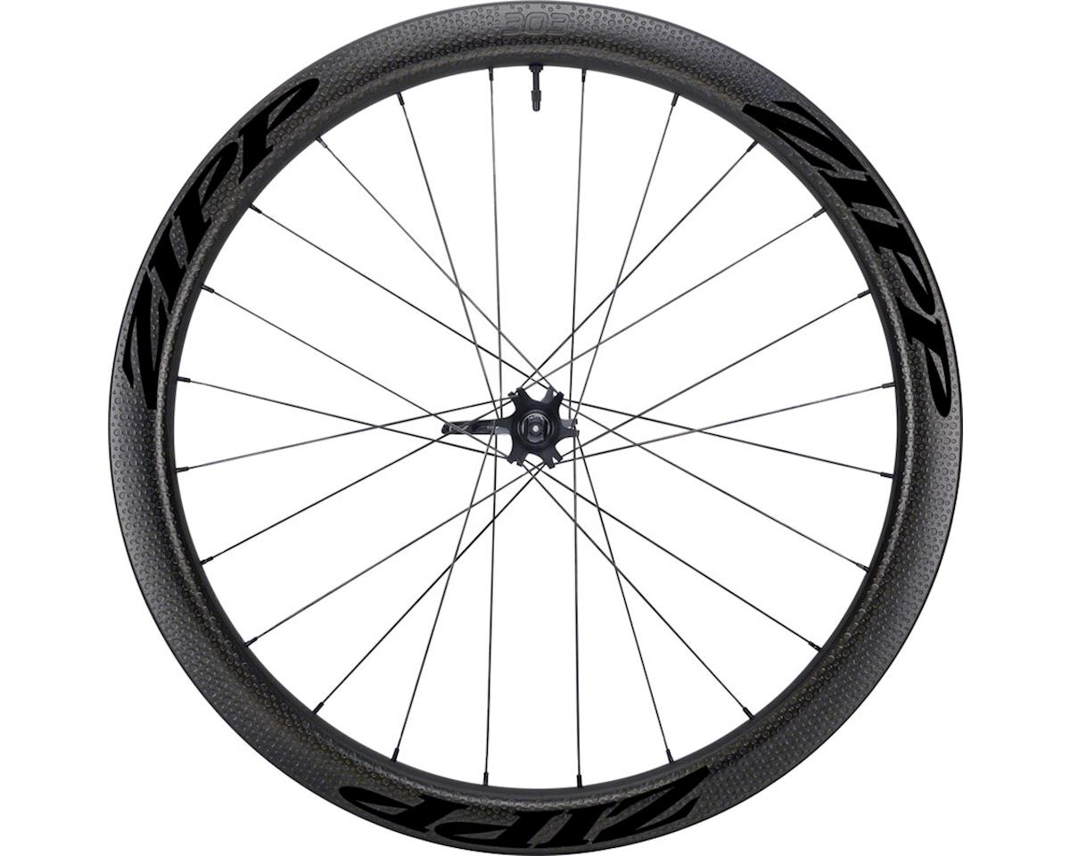 SRAM 303 Carbon Clincher Tubeless Front Wheel (650b) (6-Bolt Disc)