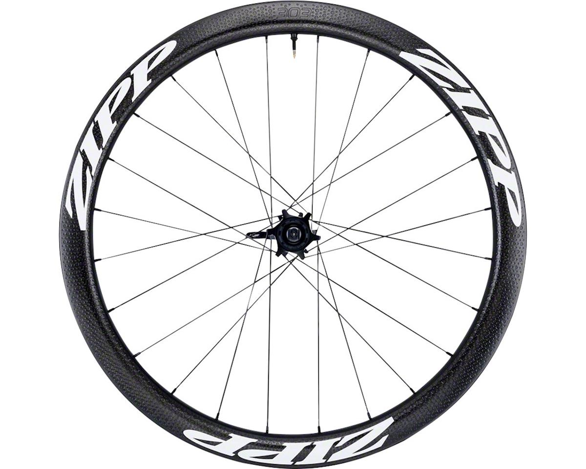 Zipp 303 Carbon Tubeless Rear Wheel (650b) (6-Bolt Disc)