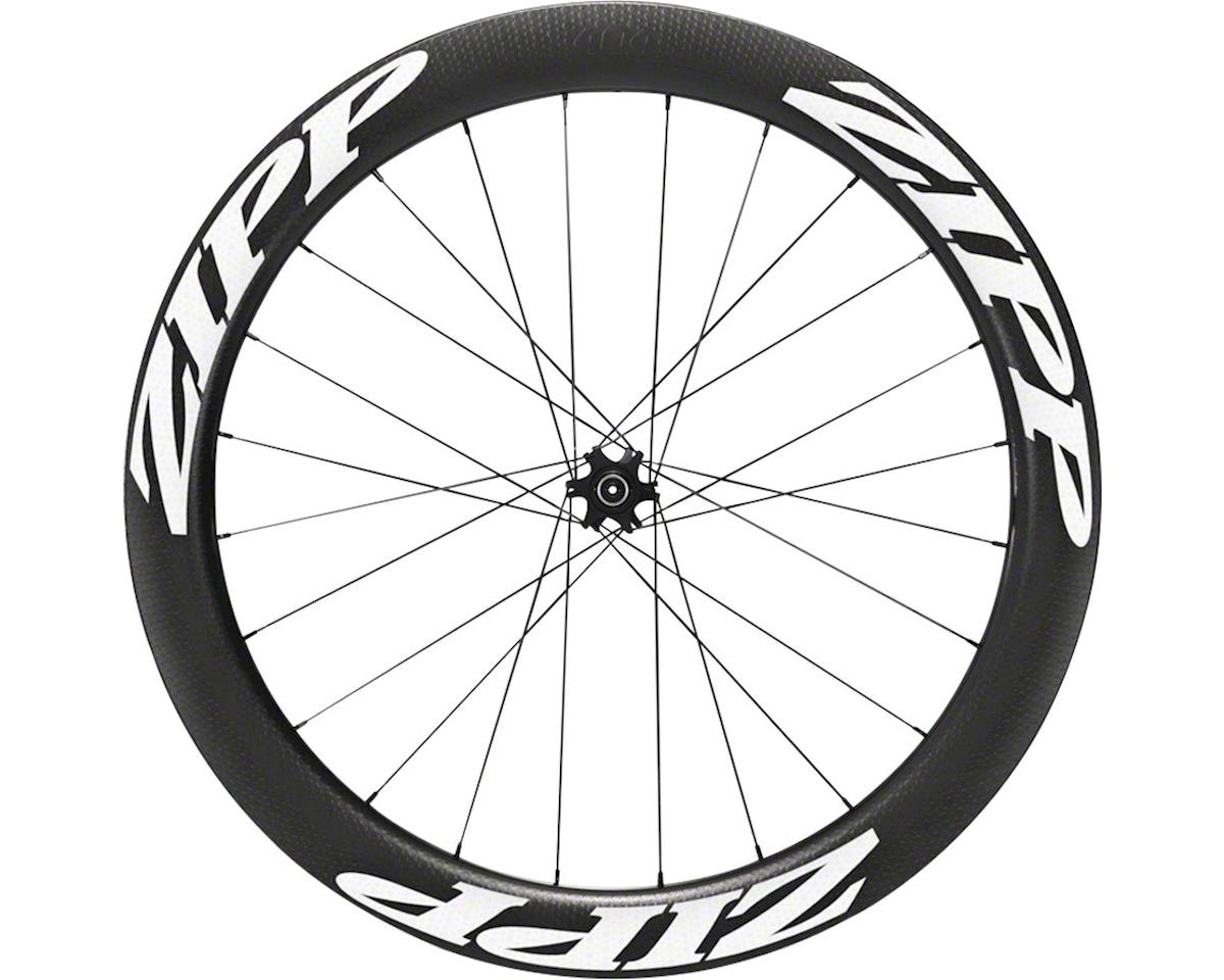 Zipp  404 Firecrest Carbon Tubeless Front Wheel (White) (Disc Brake)