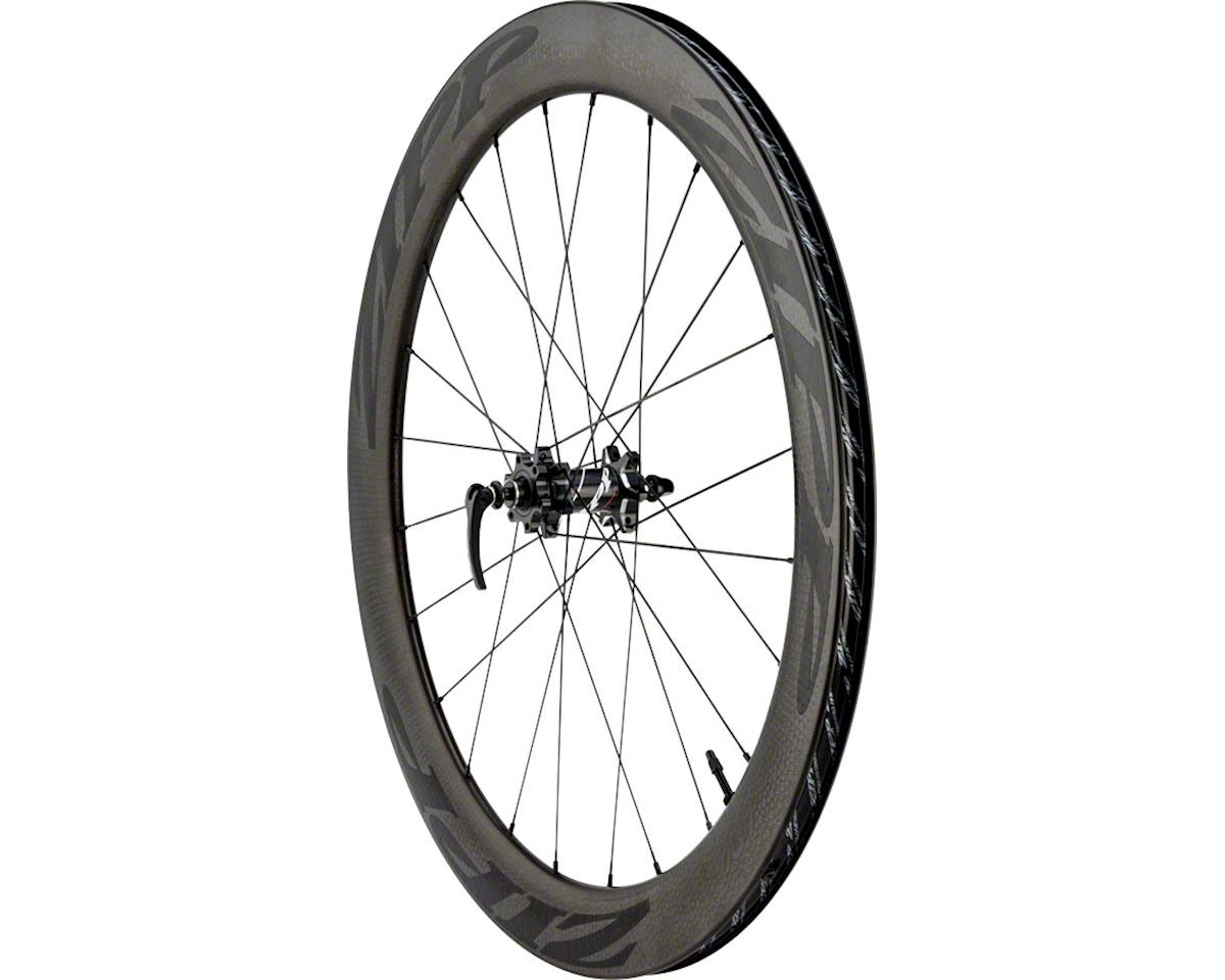 SRAM 404 Firecrest Carbon Clincher Tubeless Front Wheel (700c) (6-Bolt Disc)