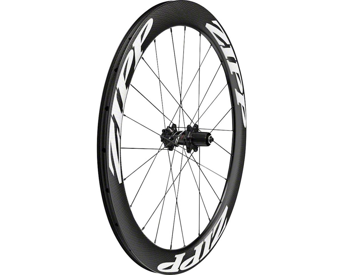 Zipp  404 Firecrest Carbon Tubeless Rear Wheel (White) (Disc Brake)