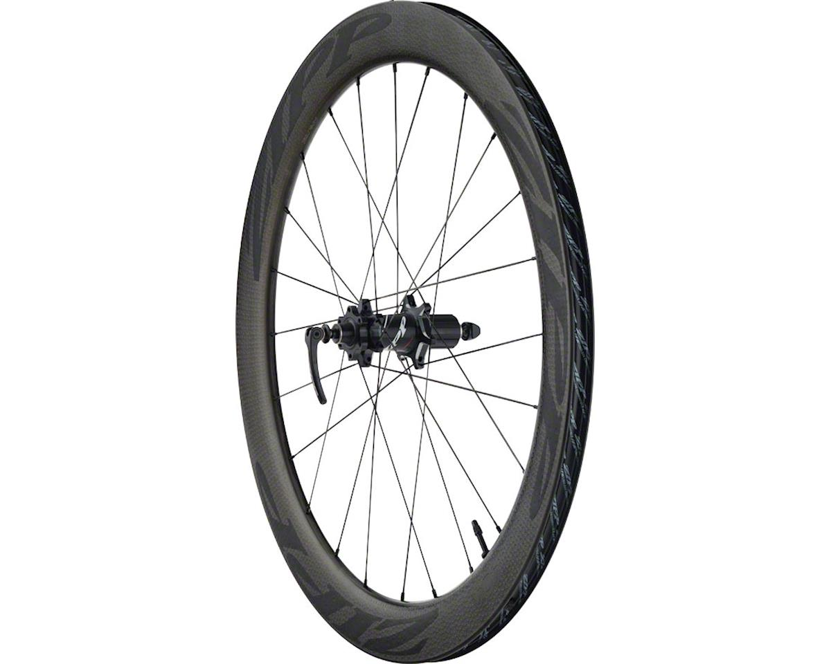 Zipp  404 Firecrest Carbon Tubeless Rear Wheel (Black) (Disc Brake)