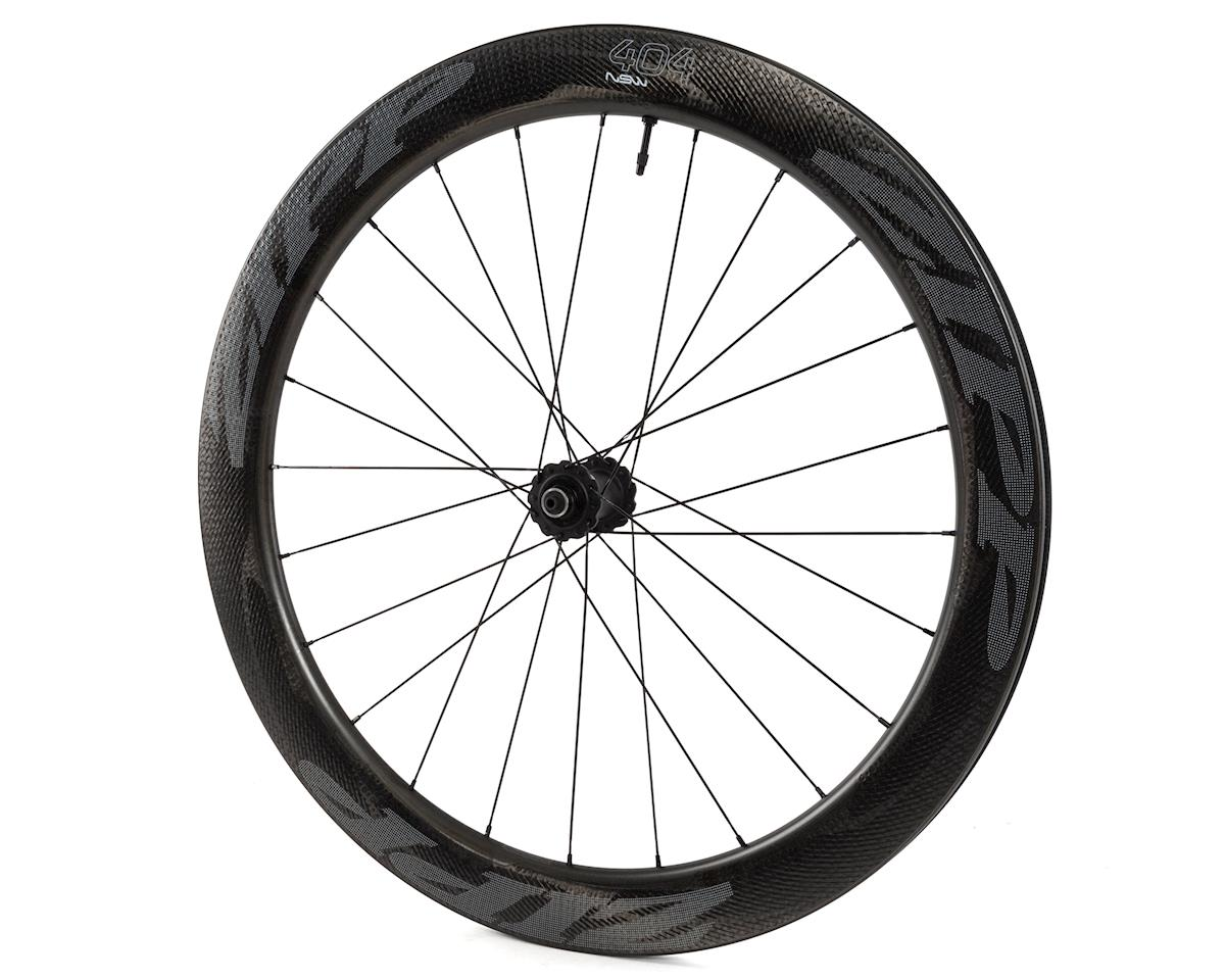 Zipp 404 NSW Tubeless Disc Brake Front Wheel (Center-Lock)