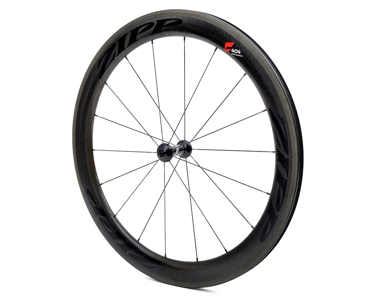 Zipp 404 Firestrike Carbon Clincher V1 Front Wheel
