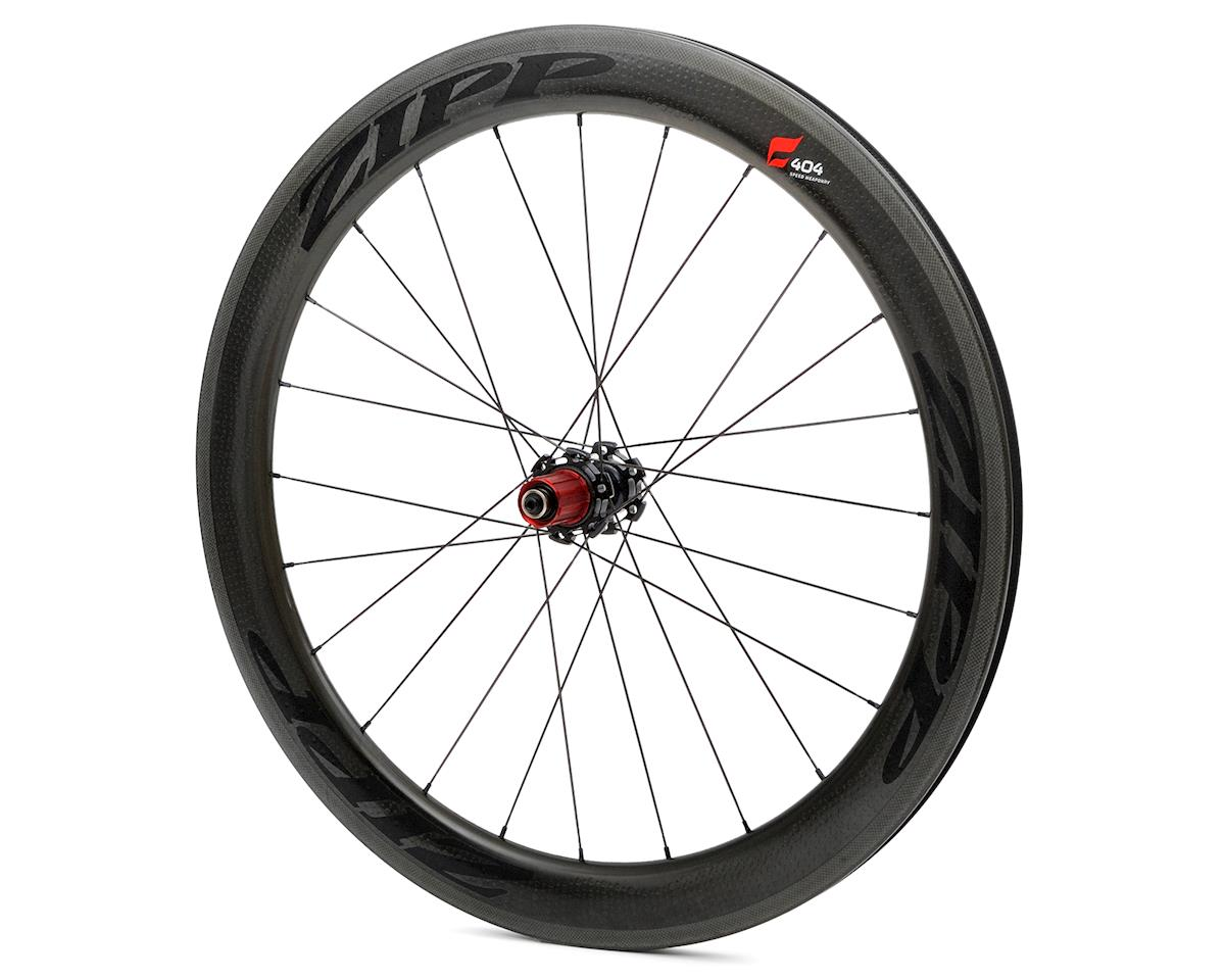 Zipp 404 Firestrike Carbon Clincher V1 Rear Wheel