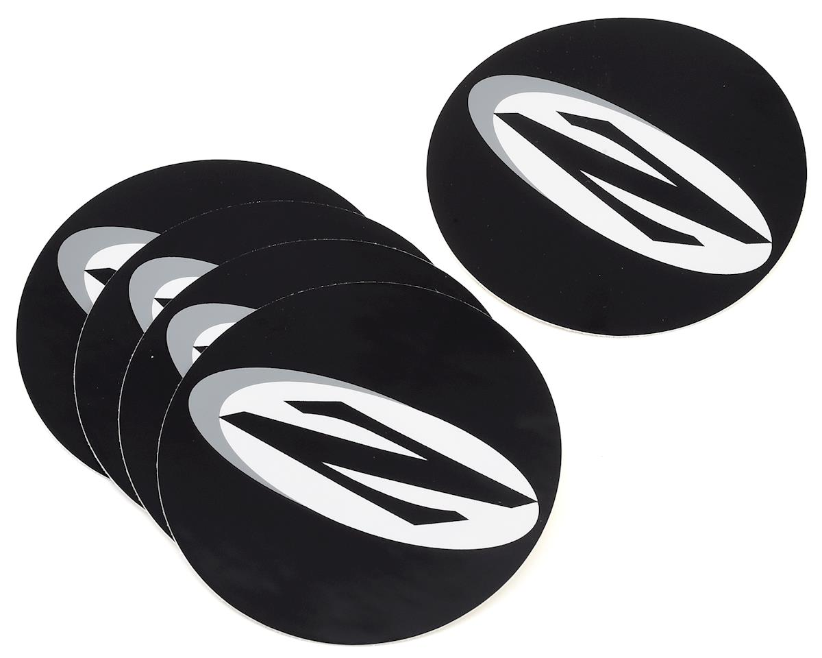Zipp Disc Valve Hole Cover Sticker Kit (Black) (5)
