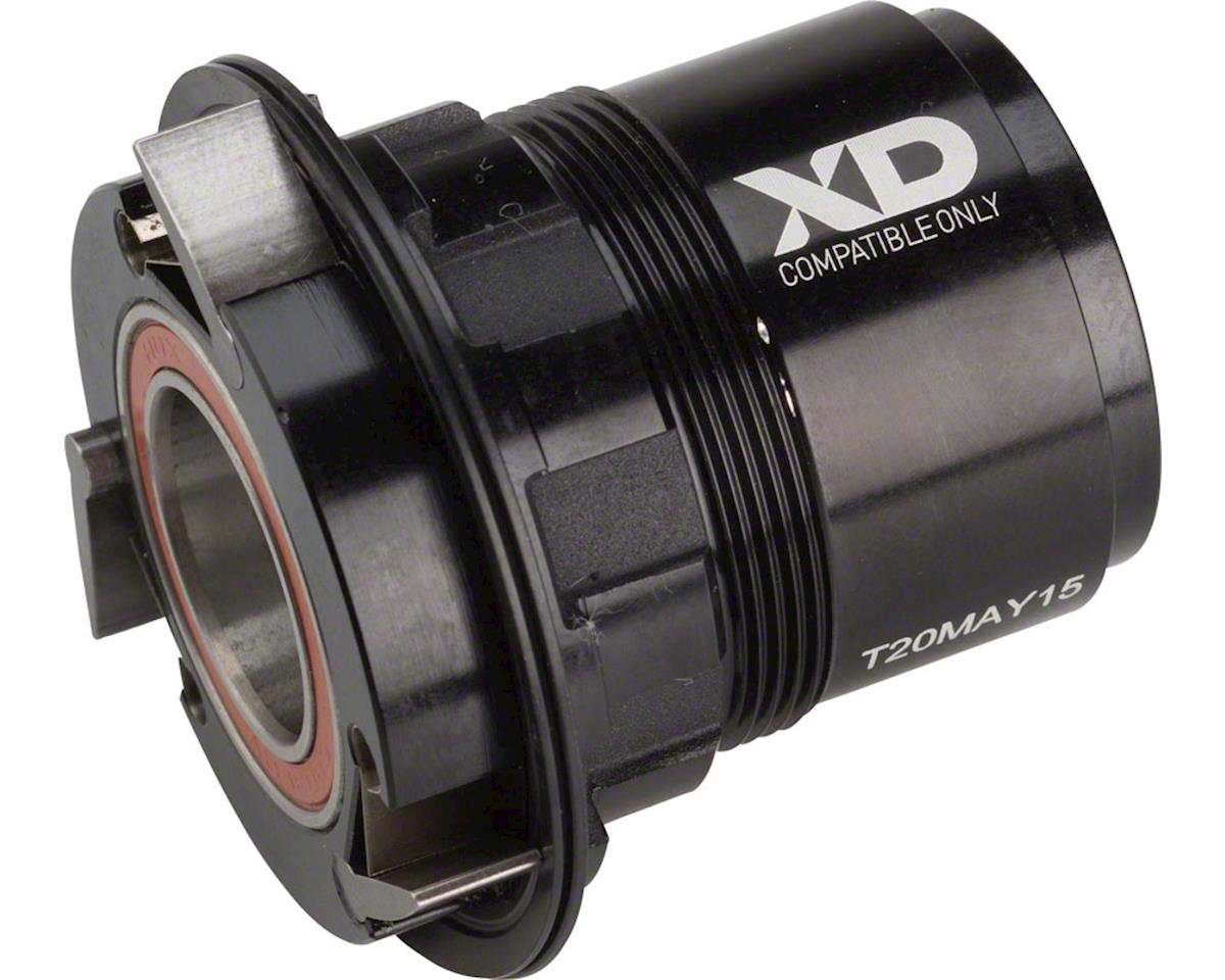 SRAM Freehub Kit (Black) (For 176/177 Hubs) (SRAM XD/XD-Road 11/12-Speed Hubs)