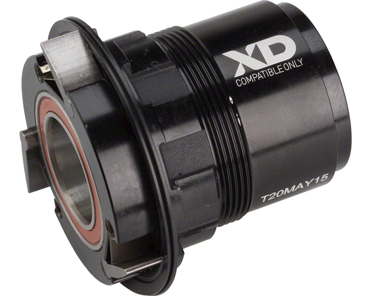 Zipp Freehub Kit (Black) (For 176/177 Hubs) (SRAM XD/XD-Road 11/12-Speed Hubs)