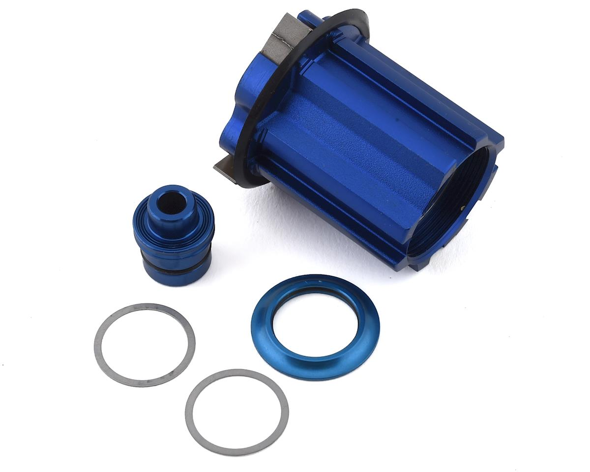 Zipp Ceramic Bearing Campy Freehub Conversion Kit for 188 Hub  (Blue)