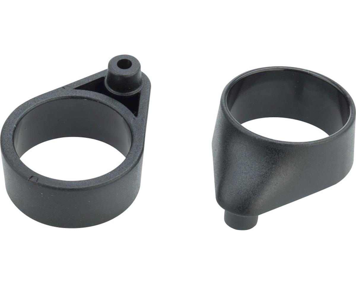 Zipp Vuka Evo Extension End Plugs (Black) (2)