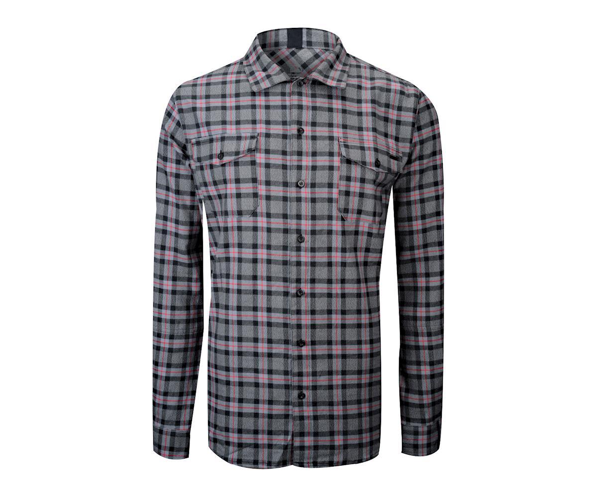 ZOIC Clothing Zoic Tradesman Long Sleeve Jersey (Black/Red)