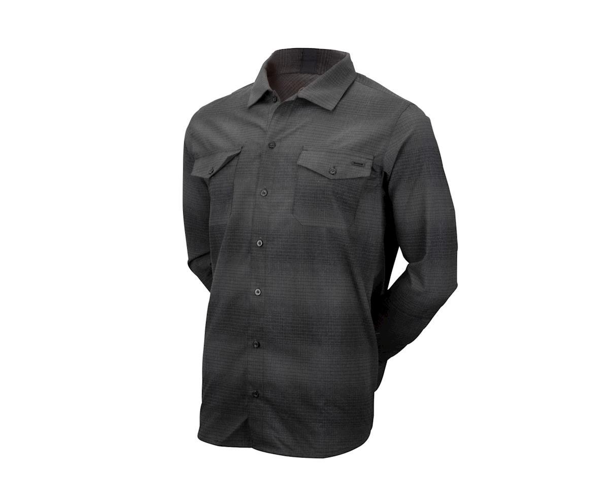 Zoic Clothing Zoic Coalition Shacket/Windshirt (Black)