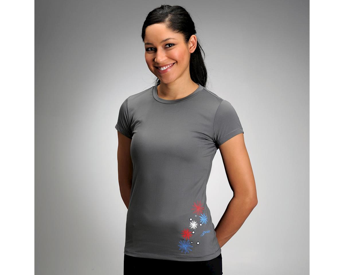 Zoic Clothing Zoic Women's Vanitee Short Sleeve Jersey (Grey)
