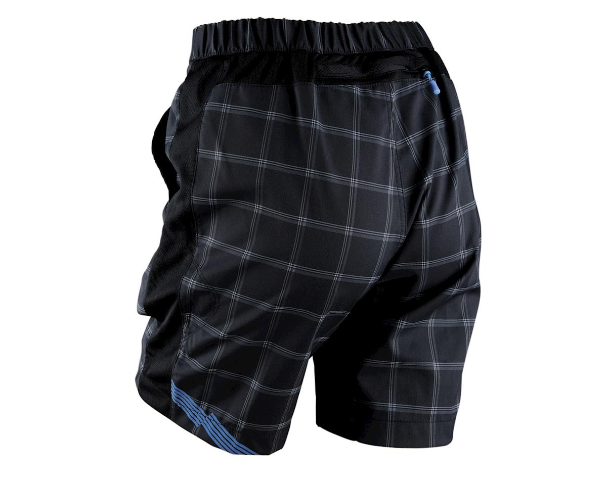 ZOIC Clothing Zoic Women's Posh Plaid Shorts (Black)
