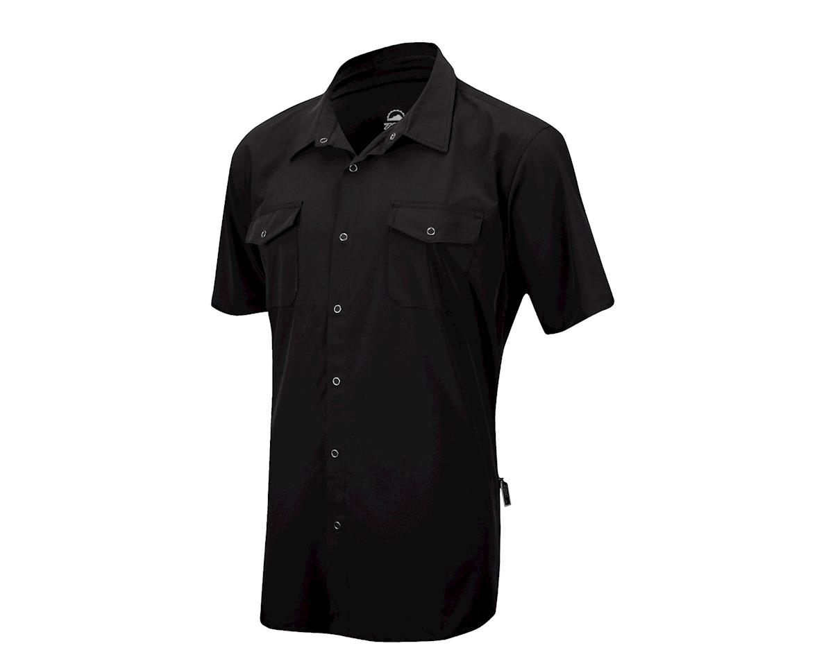 Zoic Clothing Zoic District Short Sleeve Jersey (Black)
