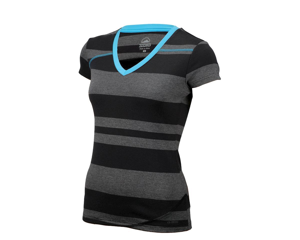 ZOIC Clothing Zoic Women's Velocity Short Sleeve Jersey (Black)