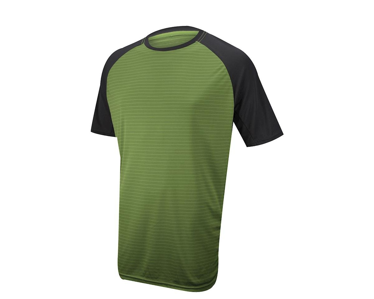 ZOIC Clothing Zoic Libertee Short Sleeve Jersey (Green)