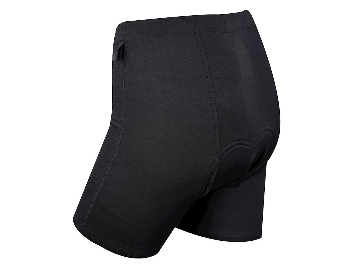ZOIC Clothing Zoic Women's Essential Liner Shorts (Black)