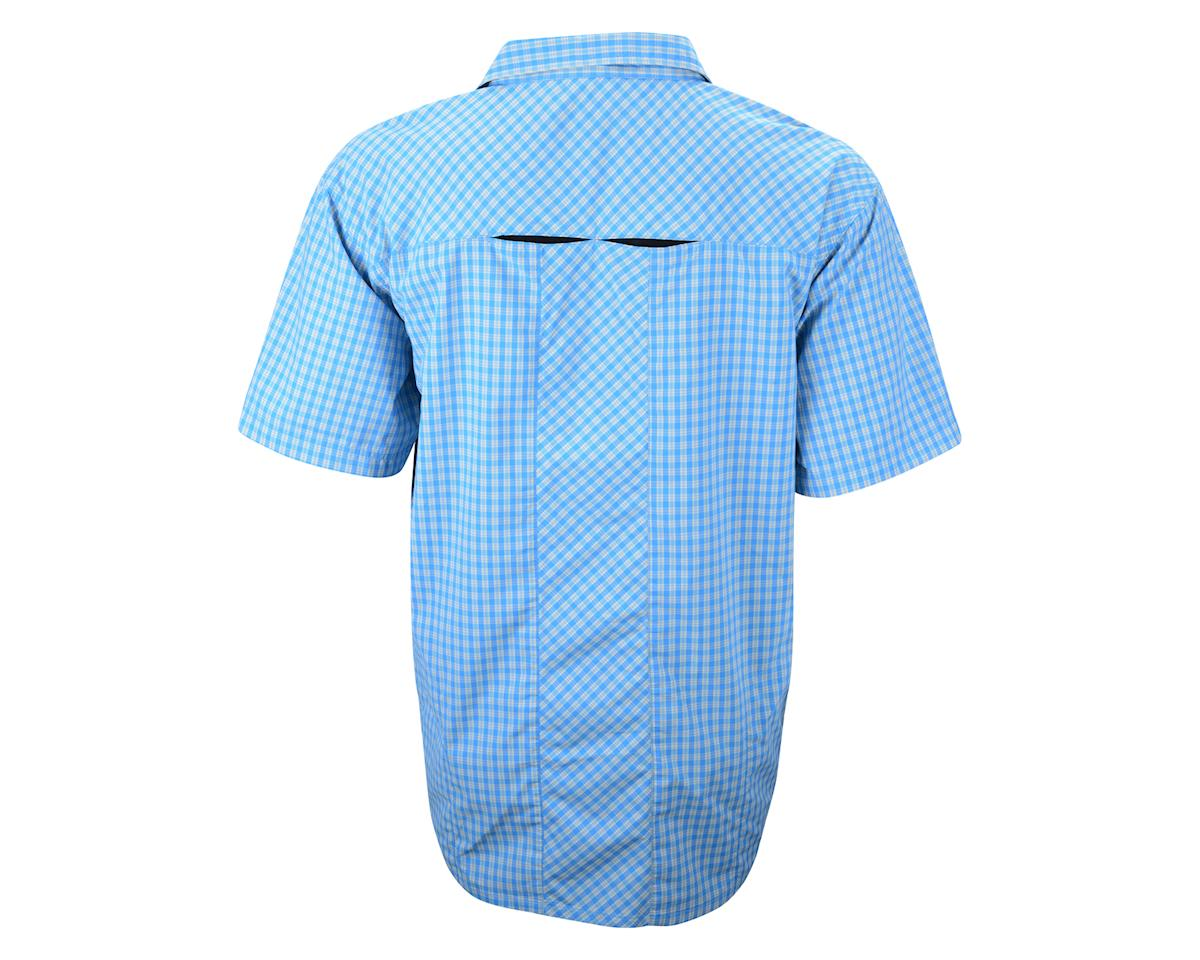 ZOIC Clothing Zoic District Short Sleeve Jersey - 2016 (Blue)