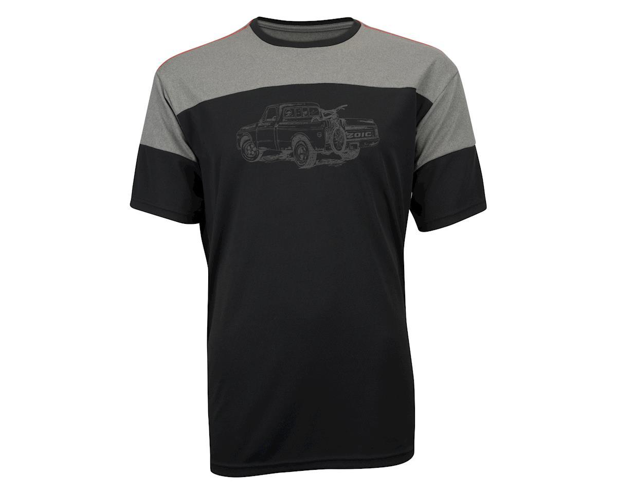 Zoic Clothing Zoic Truck Short Sleeve Tee - 2017 (Black/White)