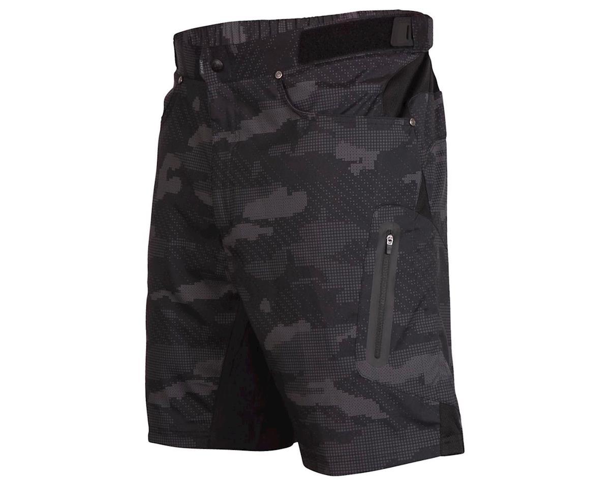 ZOIC Clothing Ether 9 Camo Short (DigiCamo) (XL)