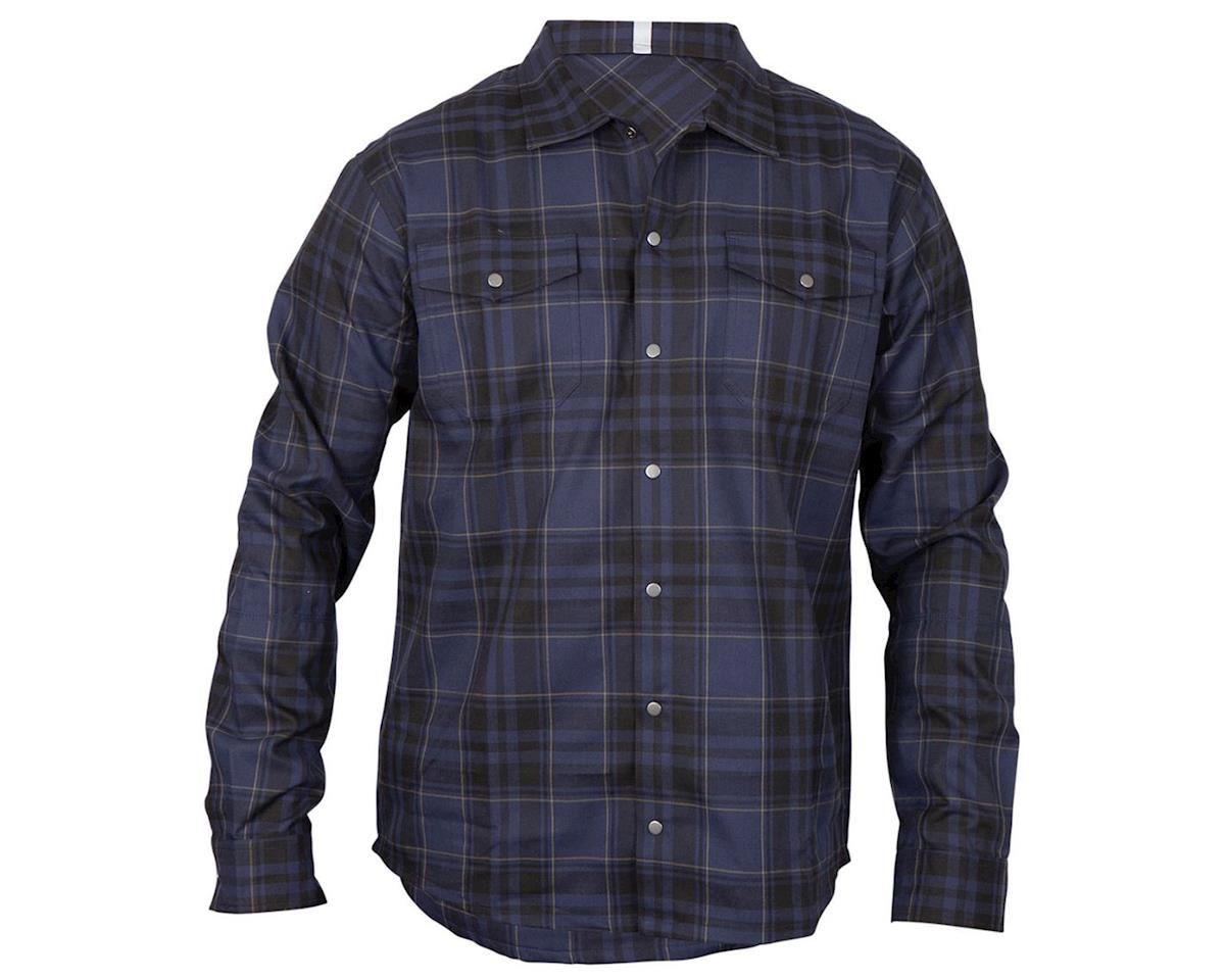 Image 1 for ZOIC Clothing ZOIC Fall Line Flannel (Blue Plaid) (XL)