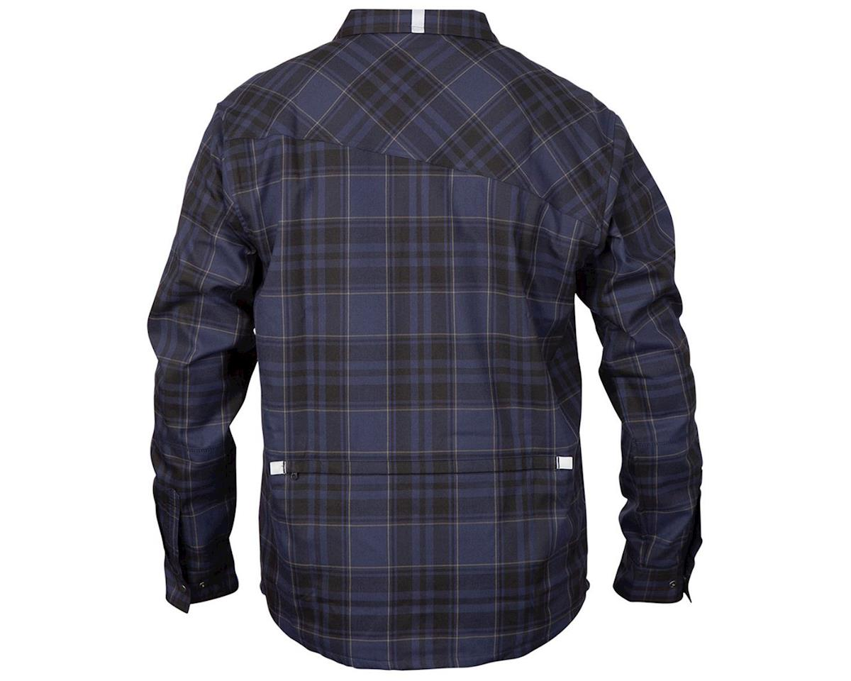 Image 2 for ZOIC Clothing ZOIC Fall Line Flannel (Blue Plaid) (XL)