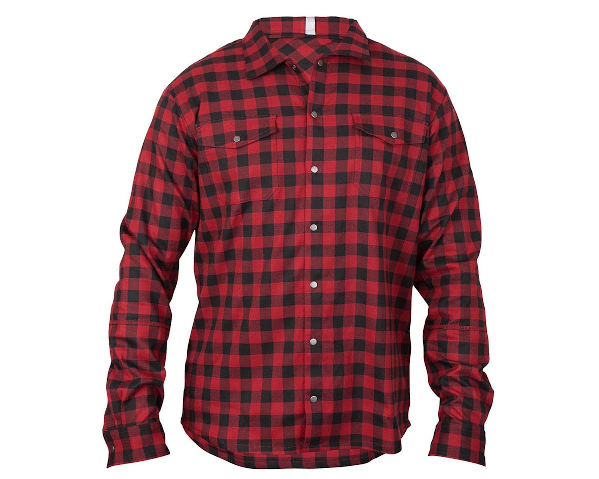 ZOIC Clothing ZOIC Fall Line Flannel (Red Buffalo) (L)