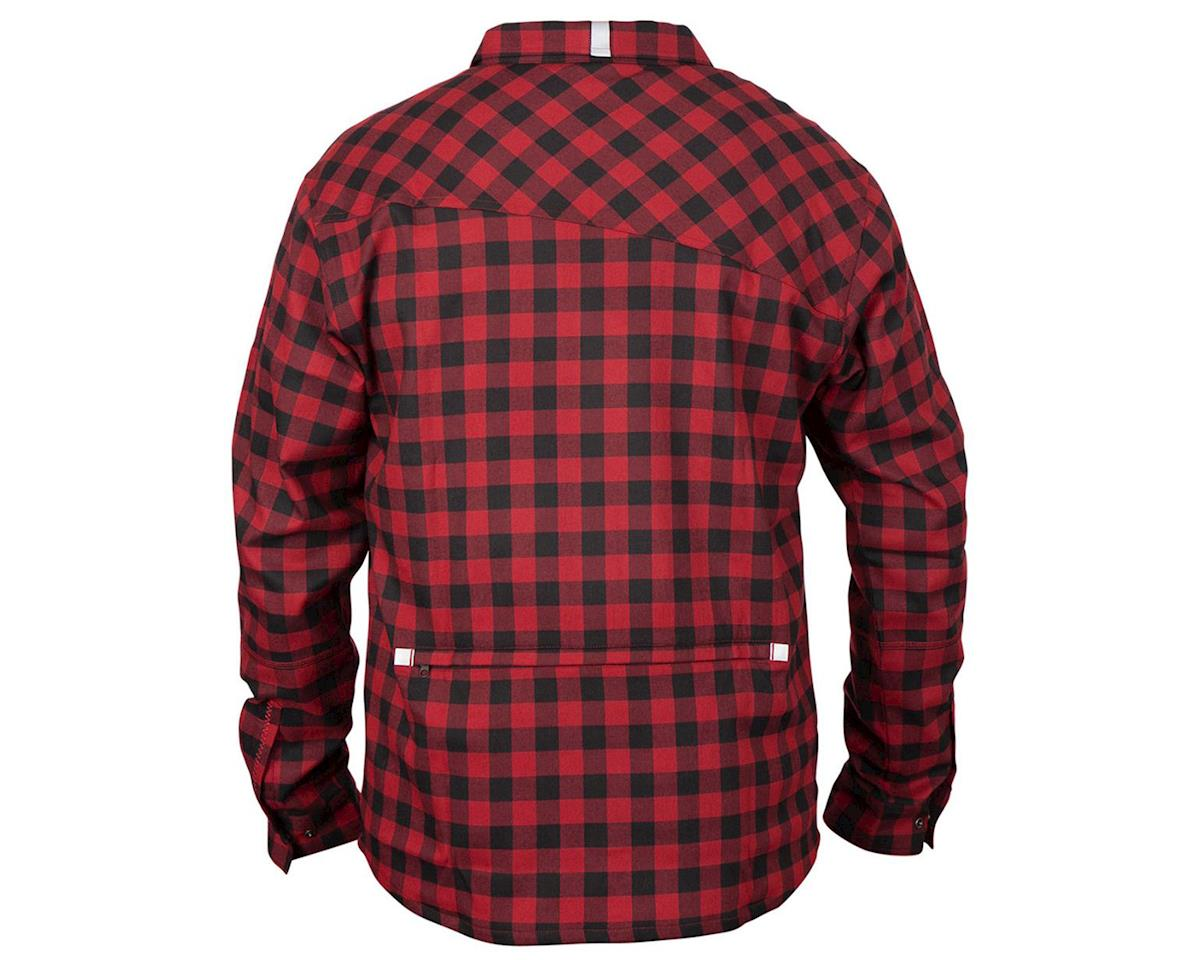 Image 2 for ZOIC Clothing ZOIC Fall Line Flannel (Red Buffalo) (XL)